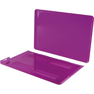 """LogiLink Schutzhülle für 13"""" MacBook Pro Retina, violett"""