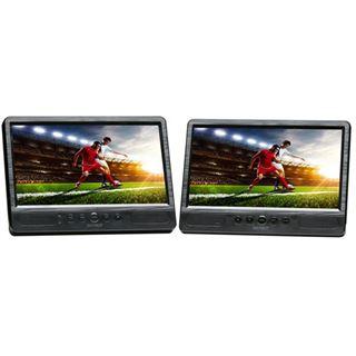 Denver Portabler DVD-Player MTW-1085TWIN