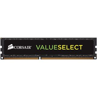 4GB Corsair ValueSelect DDR3-1600 DIMM CL11 Single
