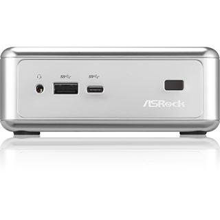 ASRock Barebone Beebox N3150 4xUSB 3.0/2xHDMI/1xDP silver retail