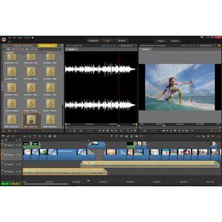 corel Studio 20.0 Ultimate 32 Bit Multilingual Multimedia Vollversion 1 User PC (DVD)