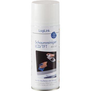 LogiLink Bildschirmreiniger, 400 ml Spraydose