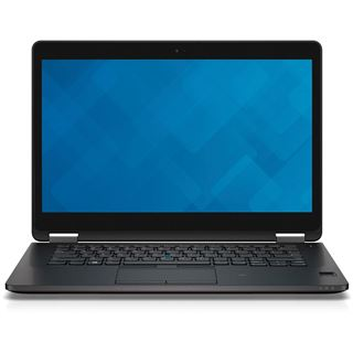 "Notebook 15.6"" (39,62cm) Dell Latitude E7470 I5-6300U 256GB"
