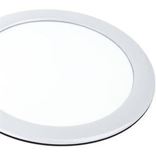 DEMCiflex Staubfilter 92mm, rund - weiß/weiß