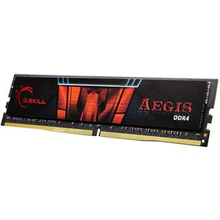 8GB G.Skill Aegis DDR4-2800 DIMM CL17 Single