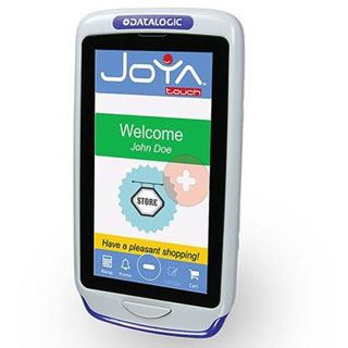 Datalogic Joya Touch Plus Handheld grau/rot