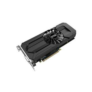 6GB Palit GeForce GTX 1060 StormX Aktiv PCIe 3.0 x16 (Retail)