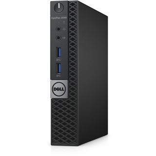 Dell OPTIPLEX 3040 MFF I3-6100T 500GB HDD Win 7 prof.