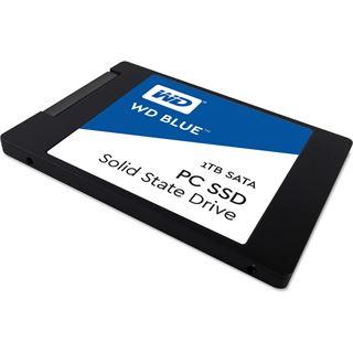 """1000GB WD Blue 2.5"""" (6.4cm) SATA 6Gb/s TLC Toggle (WDS100T1B0A)"""