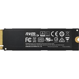 512GB Samsung 960 Pro M.2 2280 NVMe PCIe 3.0 x4 32Gb/s 3D-NAND MLC Toggle (MZ-V6P512BW)