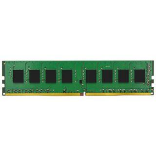 8GB Kingston ValueRAM Dual Rank DDR4-2400 DIMM CL17 Single