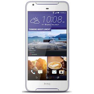 HTC Desire 628 Dual 16 GB weiß/blau