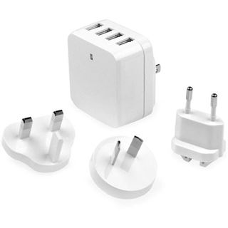 Startech 4X USB WALL CHARGER 34W / 6.8A