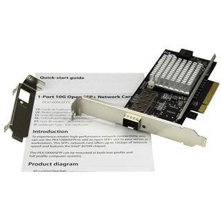 Startech 10G OPEN SFP+ NIC - PCIE