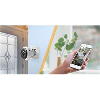 Easy Technaxx IP-Kamera FullHD für die Steckdose TX-57