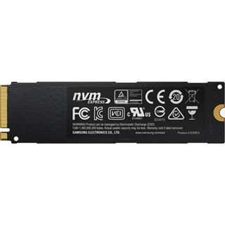 500GB Samsung 960 Evo M.2 2280 NVMe PCIe 3.0 x4 32Gb/s 3D-NAND TLC Toggle (MZ-V6E500BW)
