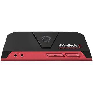 Avermedia Video Capture Card AVerMedia Live Gamer Portable 2 (GC510)