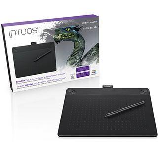 Wacom Intuos 3D Black Pen + Touch M