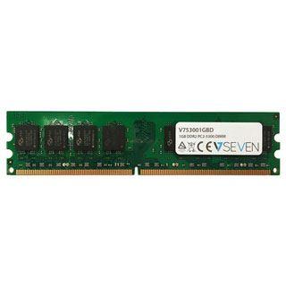 1GB V7 V753001GBD DDR2-667 DIMM CL5 Single