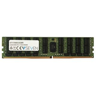 32GB V7 V71700032GBR DDR4-2133 regECC DIMM CL15 Single