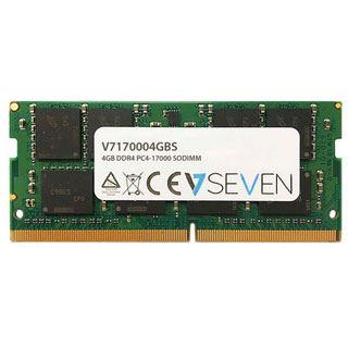 4GB V7 V7170004GBS DDR4-2133 SO-DIMM CL15 Single