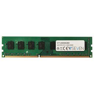 8GB V7 V7128008GBD DDR3-1600 DIMM CL11 Single