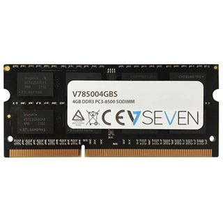 4GB V7 V785004GBS DDR3-1066 SO-DIMM CL7 Single