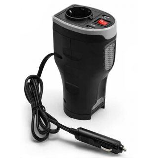 Technaxx Kfz-Spannungswandler mit 2 USB Ports TE13