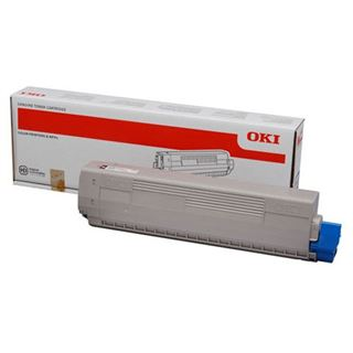 OKI Toner C332/MC363 gelb