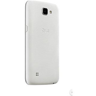 LG Electronics K4 Dual-SIM 8 GB weiß Telekom