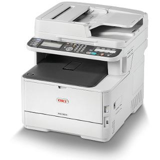 OKI MC363dn Laser-Multifunktionssystem 4-in-1