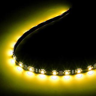 Lamptron FlexLight Pro - 24 LEDs - gelb