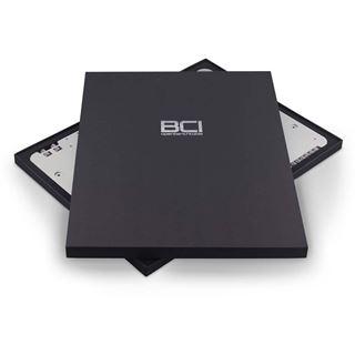 Streacom BC1 Test Bench ohne Netzteil silber
