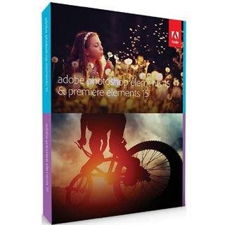 Adobe Photoshop Elements 15.0 und Premiere Elements 15.0 32 Bit Deutsch Videosoftware Vollversion 1 User PC / Mac (DVD)