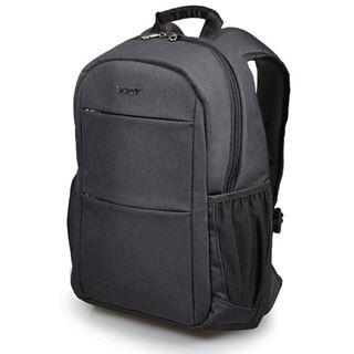 """Port Rucksack Sydney Backpack 33,2-35,6cm (13-14"""") black"""