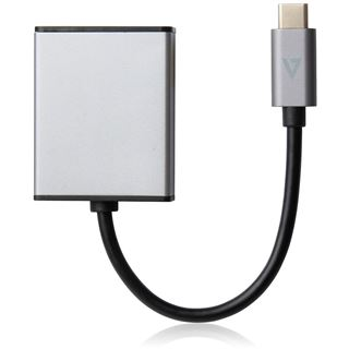 V7 USB-C TO HDMI ADAPTER GREY