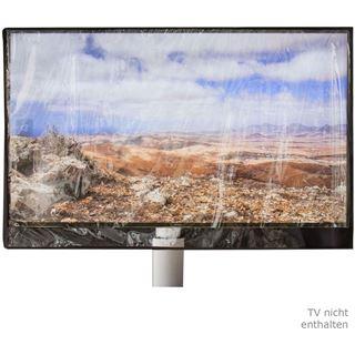 """Python Series TV-Cover Indoor/Outdoor – wetterfester Universalschutz für Ihr TV oder Monitor, 84x58 cm, 32"""" bis 38"""" Zoll"""