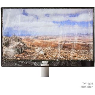 """Python Series TV-Cover Indoor/Outdoor – wetterfester Universalschutz für Ihr TV oder Monitor, 108x66 cm, 40"""" bis 48"""" Zoll"""
