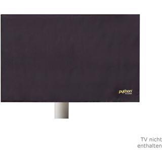 """Python Series TV-Cover Indoor/Outdoor – wetterfester Universalschutz für Ihr TV oder Monitor, 132x84 cm, 55"""" bis 58"""" Zoll"""
