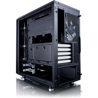 Fractal Design Define Mini C gedämmt Mini Tower ohne Netzteil schwarz