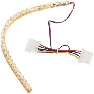 Lamptron FlexLight Standard - 30 LEDs - orange