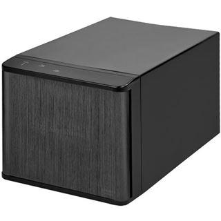 Silverstone SST-TS231U-C 2-Bay 3,5 Zoll HDD Gehäuse USB 3.1 - schwarz
