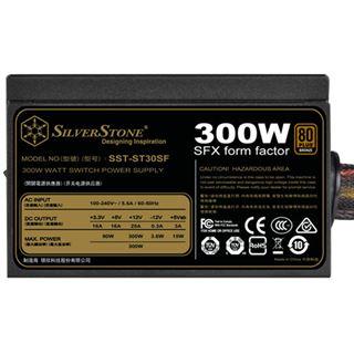 Silverstone SST-ST30SF V2.0 Strider SFX Bronze - 300 Watt