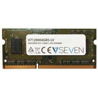 4GB V7 V7128004GBS-LV DDR3L-1600 SO-DIMM CL11 Single