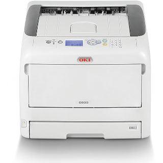OKI C833dn A3 Laserdrucker Farbe