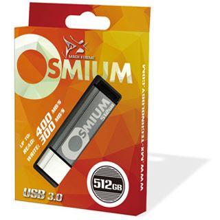 256 GB Mach Xtreme Technology Osmium grau USB 3.0