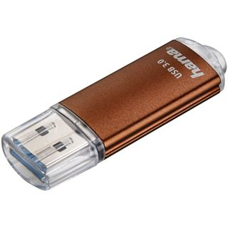 256 GB Hama FlashPen Laeta braun USB 3.0