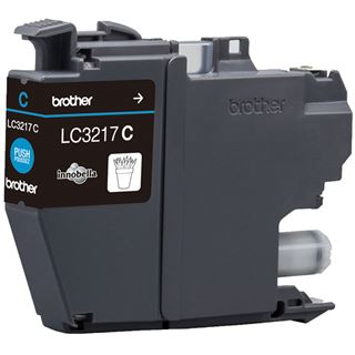 Brother LC3217C Tinte cyan f.MFC-J6930DW
