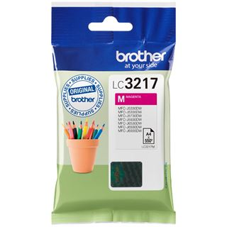 Brother Tinte LC3217M LC3217M magenta