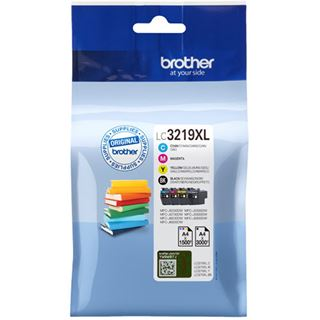Brother LC3219 Valuepack Tintenset f. MFC-J6930DW